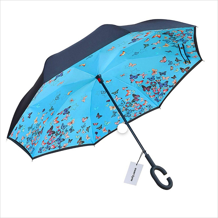 CUM 002 - Reversible Umbrella - Custom Made