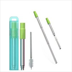 SD 23001 - Stainless Steel Straw