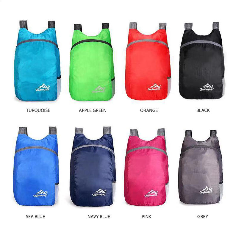 SD 12002 - Foldable Backpack