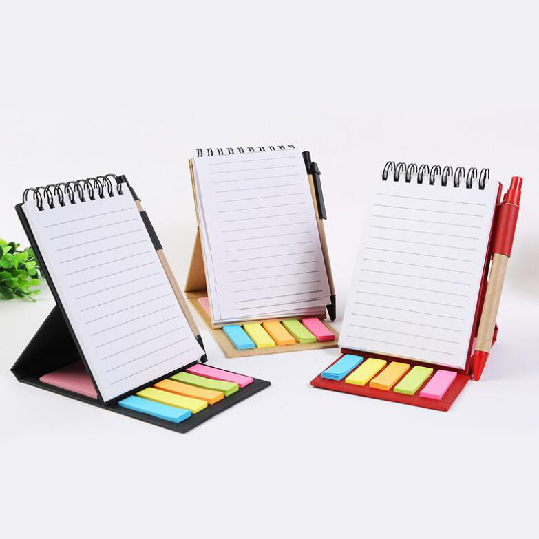 SD 61003 - Notebook with Sticky Notes