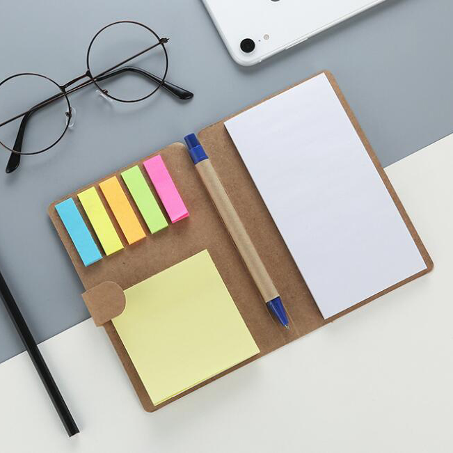 SD 61004 - Notebook with Sticky Notes