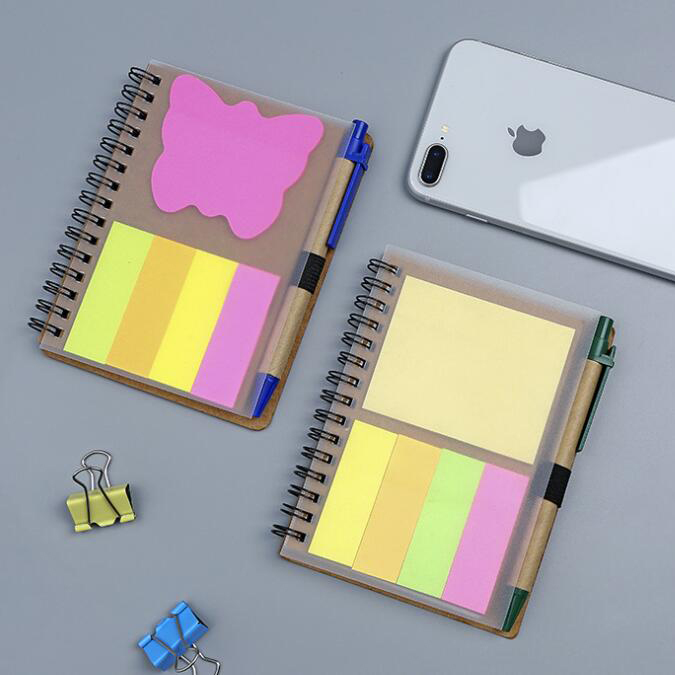 SD 61005 - Notebook with Sticky Notes