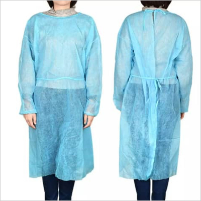 ISG 001 - Isolation Gown Type 1